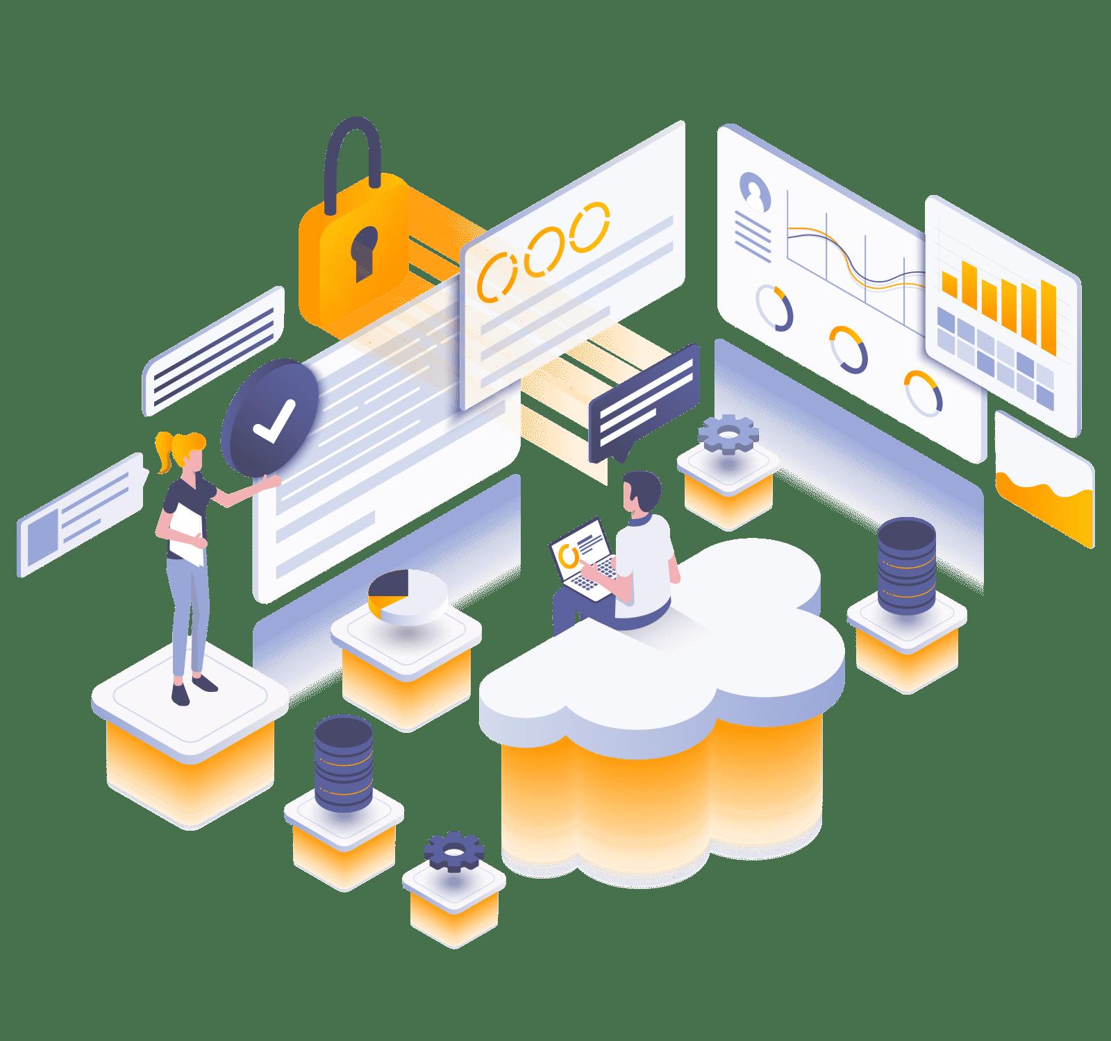 Hospedagem de sites & Sistemas